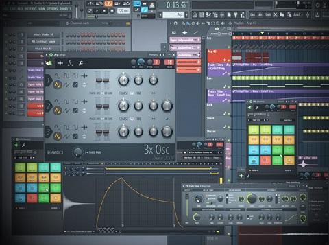 FL Studio Crack 20.6.0.1458 Activation Key [Updated] Download 2020