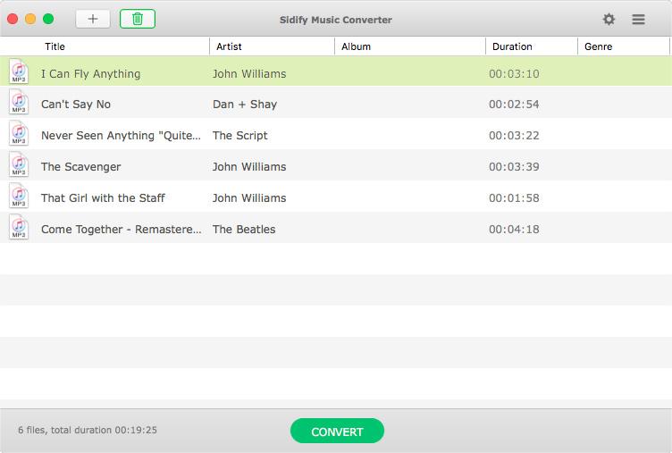 Sidify Music Converter 2.0.4 Crack With Keygen Full Vrs. [2020]
