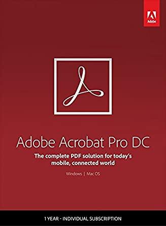 Adobe Acrobat Pro DC [20.009.200672020]Crack+Keygen