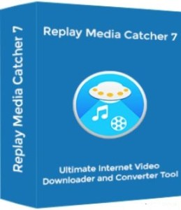Replay Media Catcher Crack 7.0.21.0 Plus License Keygen Download
