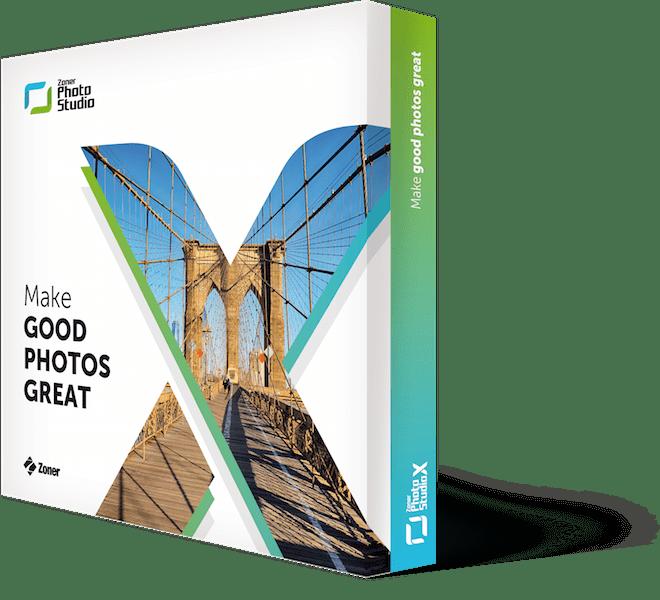 Zoner Photo Studio X Crack 19.2103.2.317 Plus Activation Keygen Download