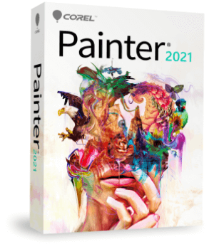 Corel Painter Crack 2021 With Serial Code Latest Version