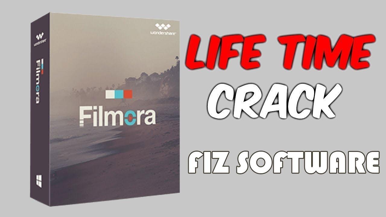 Wondershare Filmora Crack 10.2.0.31 Plus Serial Keygen Download
