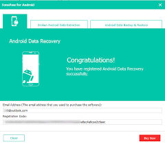 FonePaw Android Data Recovery Crack 3.9.0 Registration Code Download