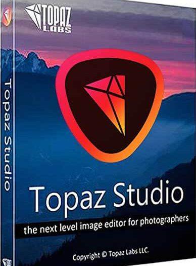 Topaz Studio Crack 2.3.2 Plus Serial Keygen Free Download
