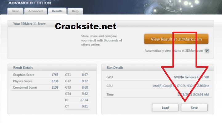 3DMark Crack 2.20.7274 With Keygen Free Download 2022