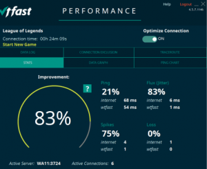 WTFAST Crack 5.3.6 With Activation Key Free Download 2021