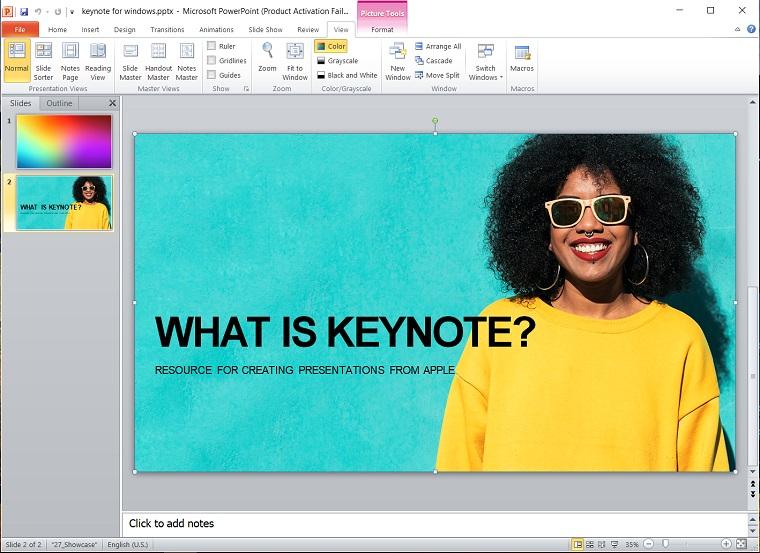 Keynote Crack v11.1 Full Version For APPLE Devices Download